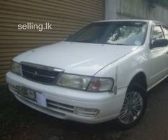 NISSAN SUNNY FB 14 for sale