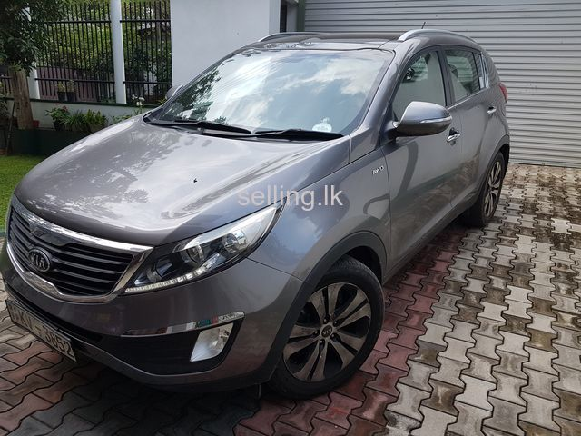Kia Sportage For Sale Piliyandala Selling Lk In Sri Lanka