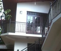Annex For rent In Kundasale (-Kandy)