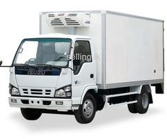 Freezer Truck transport services