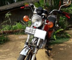 GN 125 for sale