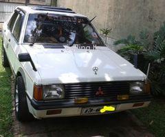 Mitsubishi Lancer Box