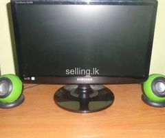 Desktop PC with all Accessories