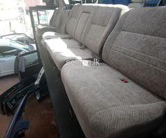 Van seat set