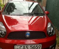 Micro Panda Cross 2016 Lucky Red car for sale