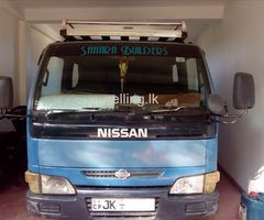 Nissan Atlas Crew Cab