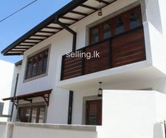 Brand New House for sale in Kadawatha Road, Dehiwala..