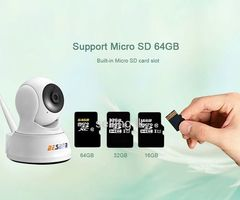 HD 1080P Home Security IP Camera