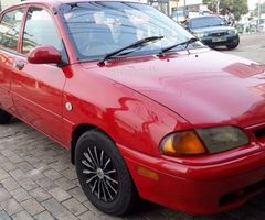 Ford leser (mazda 323) Car for sale car for sale