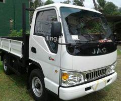 JAC 10.5 truck half bed