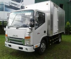 JAC 12.5 truck full body