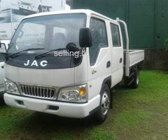 JAC Crew cab for sale