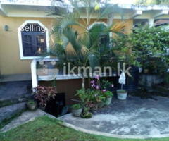 House and two stors sale in alawathugoda