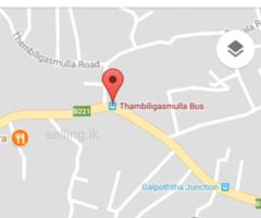 Land for sell kiribathgoda