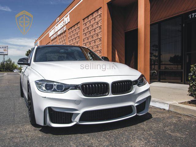 Carbon fiber eyelids BMW 3 F30 F31 F34, M3 Arawa - selling ...