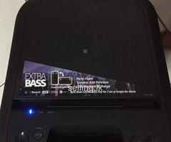 Sony Blutooth Speaker GTK XB7