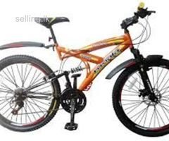 Mountain Bicycles & Ladies Bicycles