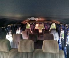 TOYOTA HIACE (LH61) FOR SALE