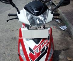 heero dash motorbike for sale