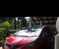 Honda fit ge6 for sale