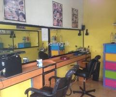 wanted Salon hair cutter