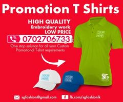 Promotion, Events, Custom T Shirts