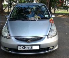Honda FIT GD 01
