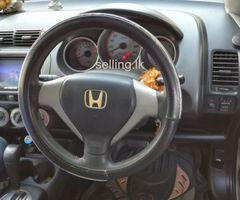 Honda FIT GD 01