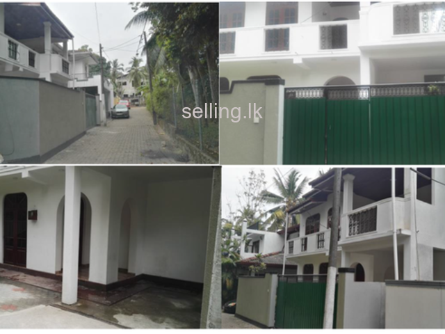 House for  Sale in Maharagama