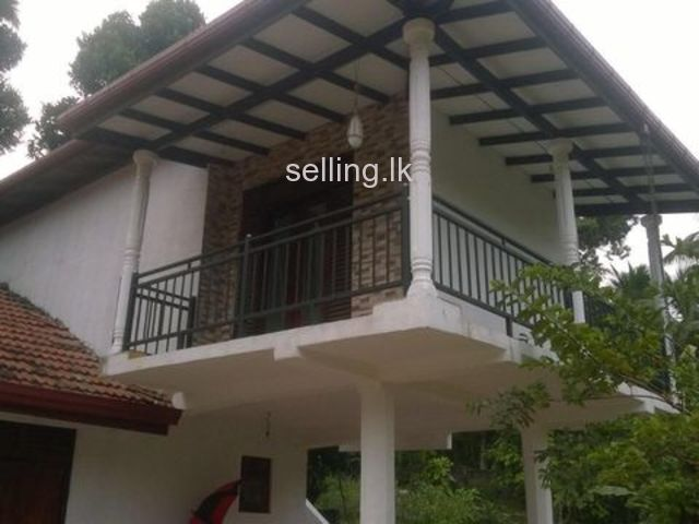 House in Galle
