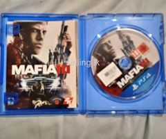 Mafia 3 PS4 for sale