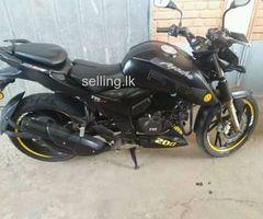 Apachee 200cc motorbike for sale