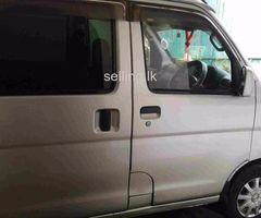 Daihatsu van for urgent sale