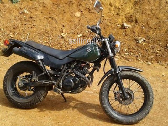 TW 200cc 2016 motorbike for sale