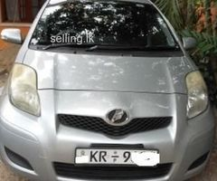 vitz 8 Airbag 2009 car for sale