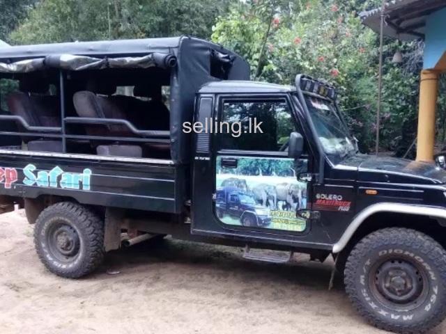 Jeep For Sale Sri Lanka: Mahindra Bolero Jeep For Sale Galkiriyagama