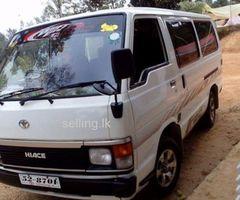 Toyota van for sale
