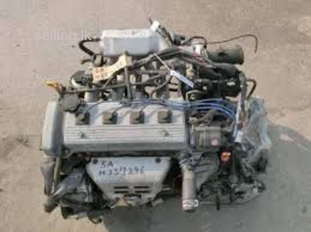 Toyota Ae 110 Engine With Auto Gear Box For Sale Kolonnawa