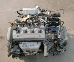 Toyota AE 110 Engine With Auto Gear Box for sale