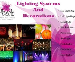 Light Decors and Lighting by Albedo