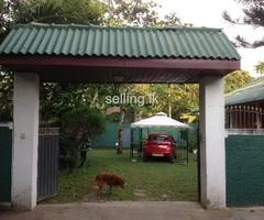 Modern house for rent in moratuwa