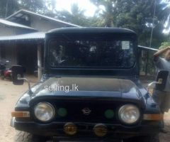 Daihatsu F 50 jeep for sale in Galle
