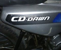 Hero Dawn motorbike for sale