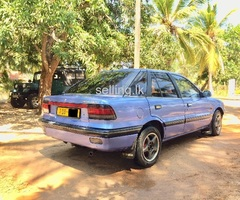 Mitshubishi lancer GlxL car for sale