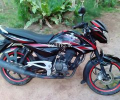 XCD 135 motorbikes for sale in gampaha