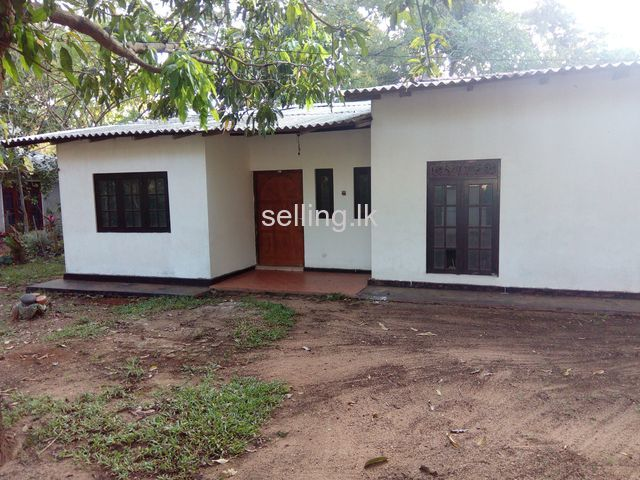 House & Land for sale in anuradhapura(Behind Air force holiday resort)