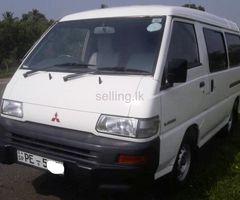 Mitsubishi L300 PO-15 2012 VAN FOR SALE