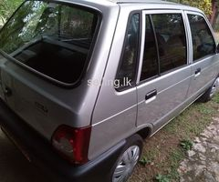 Maruti 800 car for sale