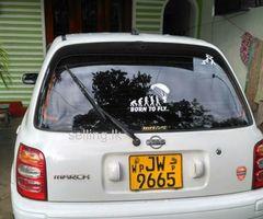 Nissan march k11 2002/2005