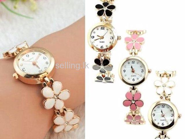 Womens Rose Gold Watch